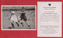 West Germany v Turkey Hermann Frankfurt A63